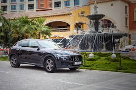 maserati levante interior marhaba motoring review a closer look at the all new maserati