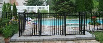 metal fence panels no dig grand empire steel decorative metal