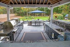 outdoor kitchen roof ideas 25 brilliant ideas for outdoor kitchen designs build remodel