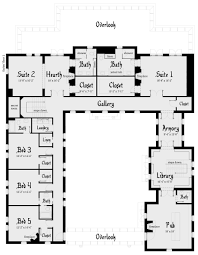 concrete home floor plans home design