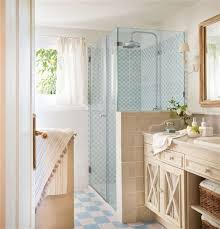 Florida Bathroom Designs 24 Best Use Of Half Walls In Bathrooms Images On Pinterest