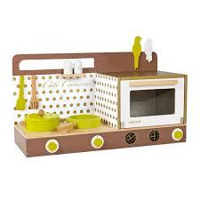 cuisine en bois jouet janod ekobutiks l ma boutique écologique jouets en bois janod jouets