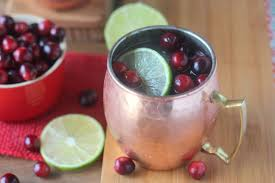 cranberry moscow mules blackberry