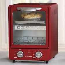 Space Saving Appliances Small Kitchens This Space Saving Two Tier Vertical Toaster Oven Bakes Or Toasts