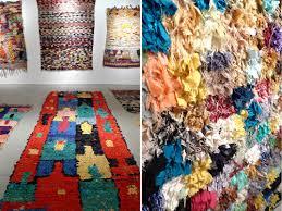discover boucherouite rug in marrakech