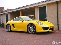porsche yellow 2006 porsche cayman s yellow wallpaper 1024x768 39375