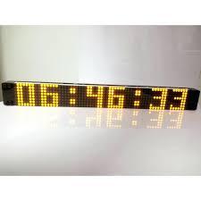 digital clocks wall u2013 philogic co