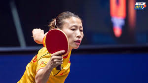 Best Table Tennis Player 5 Best Foreign Players In The Tournament Http Www