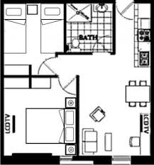 2 Bedroom Apartment Melbourne Accommodation Alto Hotel On Bourke Book Direct 2 Save