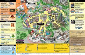 America Rides Maps by Universal Studios Hollywood General Admission Ticket In Los