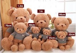 s day teddy bears 2017 plush teddy hug doll sweater 30cm birthday