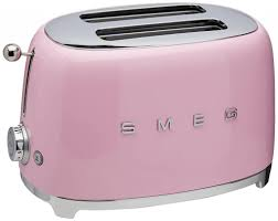 Two Slice Toaster Reviews Review Smeg Toaster Review 2 Slice Retro 50 U0027s Style Toaster