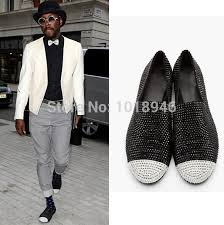 trendsepatupria black and white dress shoes for men