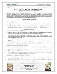 sample resume cook supervisor free foxy culinary cover letter
