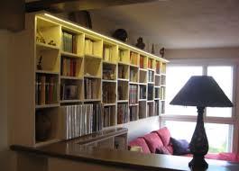 bibliotheque de bureau fabrication bibliothèque bois sur mesure toulouse stéphane germain