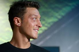 mesut ozil hair style mesut özil passing medical with arsenal 50m deal agreed