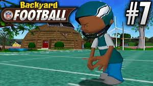 backyard football gamecube season mode ep7 ricky coming in