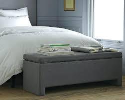 Modern Storage Bench Fascinating White Storage Bench For Bedroom Bedroom Furniture