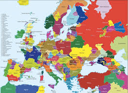 map euope nationalism and regionalism a map of europe s separatist