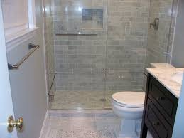 Tile Showers For Small Bathrooms Master Bathroom Walk In Shower Designs Wall Mounted Chrome