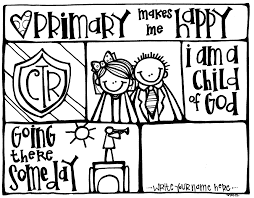 melonheadz lds illustrating primary coloring page