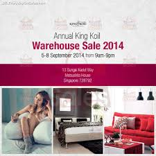 King Koil Sofa by King Koil Singapore Warehouse Sale Furniture Clearance