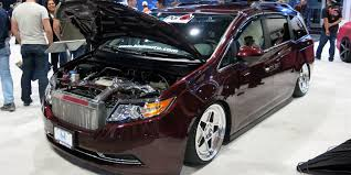 1000hp minivan instead if that hp number is actually accurate 1000 hp honda odyssey askmen