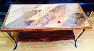 wine crate coffee table wooden wine boxes wine crates the top 11 wine crate table designs