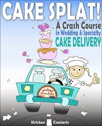cake delivery cake splat goodies