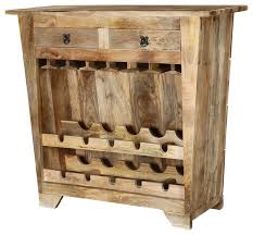 Rustic Bar Cabinet 32 Best Wine Racks And Cabinets Images On Pinterest For New House