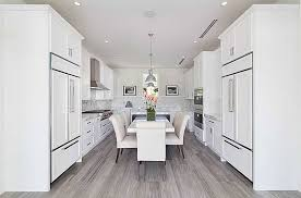 what floor goes best with white cabinets 45 luxurious kitchens with white cabinets ultimate guide