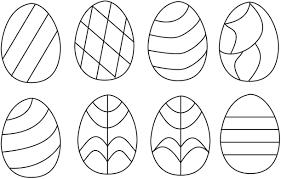 easter egg templates 100 images best 25 easter egg template