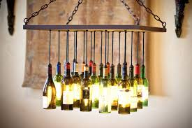 Chandelier Ideas Wine Bottle Chandelier Ideas Home Tweaks