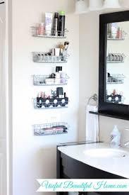 organizing ideas for bathrooms design ideas bathroom wall organizer wall decoration ideas