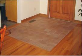 chic rustic home décor idea using wooden floor tile designs wood