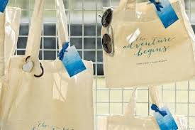 welcome wedding bags 17 wedding welcome bags and favors your guests will
