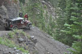 wrecked black jeep grand cherokee great trails in colorado archive wayalife jeep forum