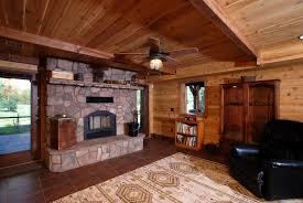 Wood Home Interiors Custom Home Interiors