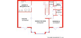 adorable basement floor plan ideas with floor plan ideas