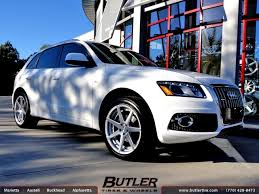 audi q5 tires audi q5 with 20in vertini dynasty wheels exclusively from butler