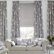 modern living room curtain ideas contemporary lamps for the window
