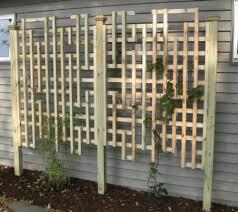 bamboo garden trellis panels best house design how to build a