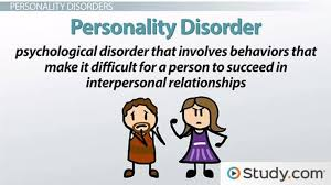 challenges in diagnosing personality disorders video u0026 lesson