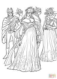 download masquerade coloring pages ziho coloring