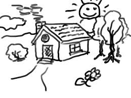 28 easy house drawing simple drawing of house easy house drawing at getdrawings com free for personal use easy