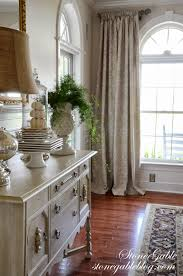 dining room curtain ideas dining room curtains stonegable