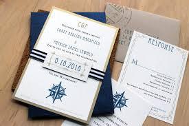 nautical themed wedding invitations wedding invitations