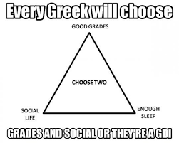 Greek Life Memes - greek memes greeksmemes twitter