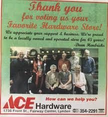 lynden ace hardware home facebook