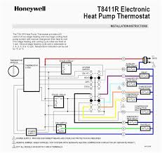 heat pump wiring diagram thermostat picturesque ansis me